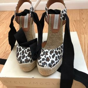 Stella McCartney sandals size 40